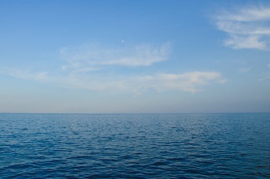 climate change in rising sea levels